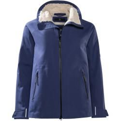 Photo of Jack Wolfskin Hardshell Frauen The Slickshell Jacket Women Xl blau Jack Wolfskin