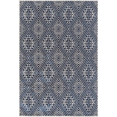 Surya Everton Global 1 Foot 10 Inch X 2 Foot 11 Inch Accent Rug In Violet Eclectic Area Rug Grey Area Rug Global Rugs
