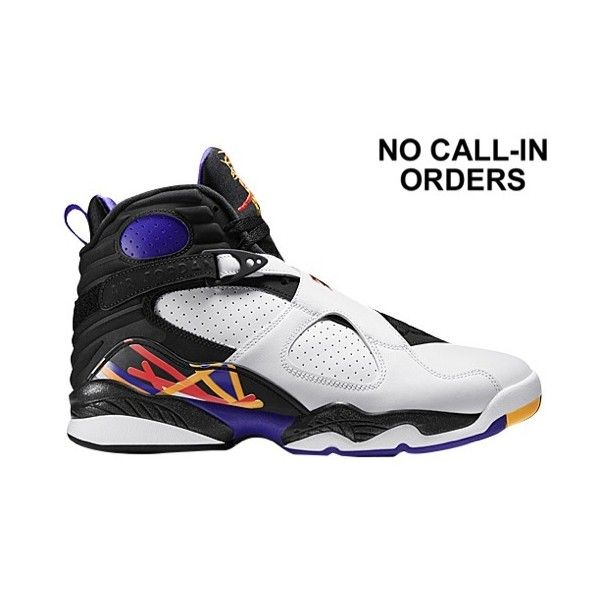 cheap for discount ace77 8f54d Jordan Retro 8 Men s ( 190) ❤ liked on Polyvore featuring men s fashion, men s  shoes, mens shoes and mens retro shoes