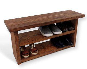 Entryway Bench Shoe Storage Entry