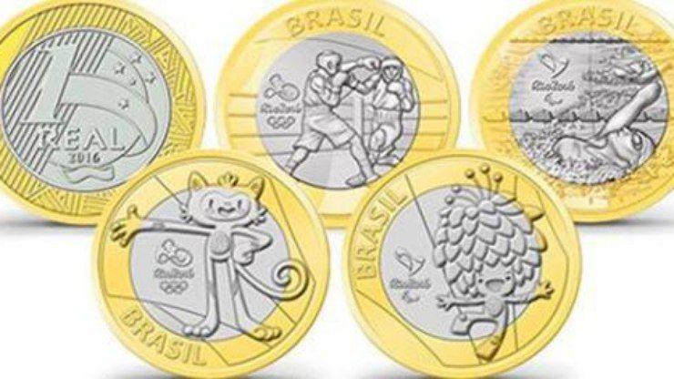 Moedas De R 1 Das Olimpiadas Sao Vendidas Por Ate R 7 000 Em 2020