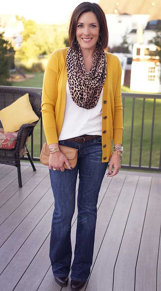 20 Stylish Outfit for Women Over 40 - Topkerja.com#outfit #stylish #topkerjacom #women