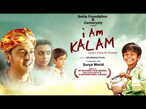 I Am Kalam Movie Trailer Inspirational Movies Streaming Movies Free Hindi Movies