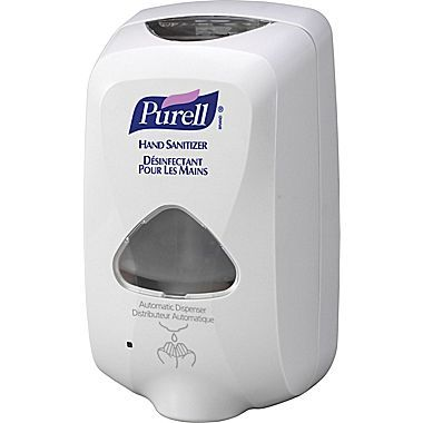 Purell Tfx Touch Free Hand Sanitizer Dispenser In 2019 Furniture