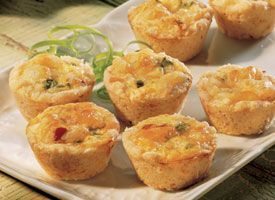 Mini quiches recipe breakfast quiche baby shower foods and mini quiches forumfinder Image collections
