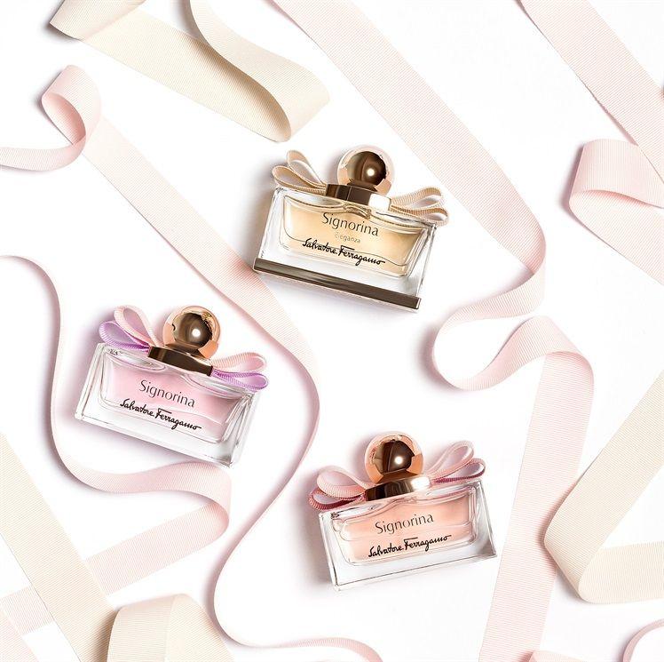 Salvatore Ferragamo Signorina Misteriosa ~ New Fragrances