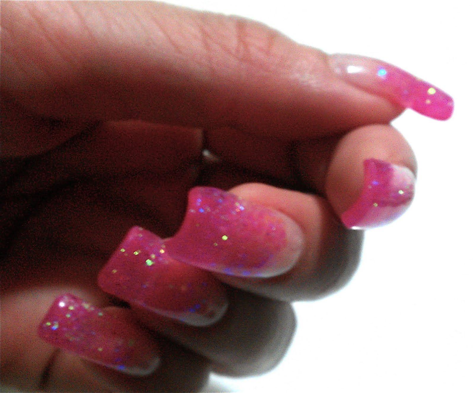 Glitter Nail Designs | wallpaperxy.com #NailArt #NailArtDesigns ...