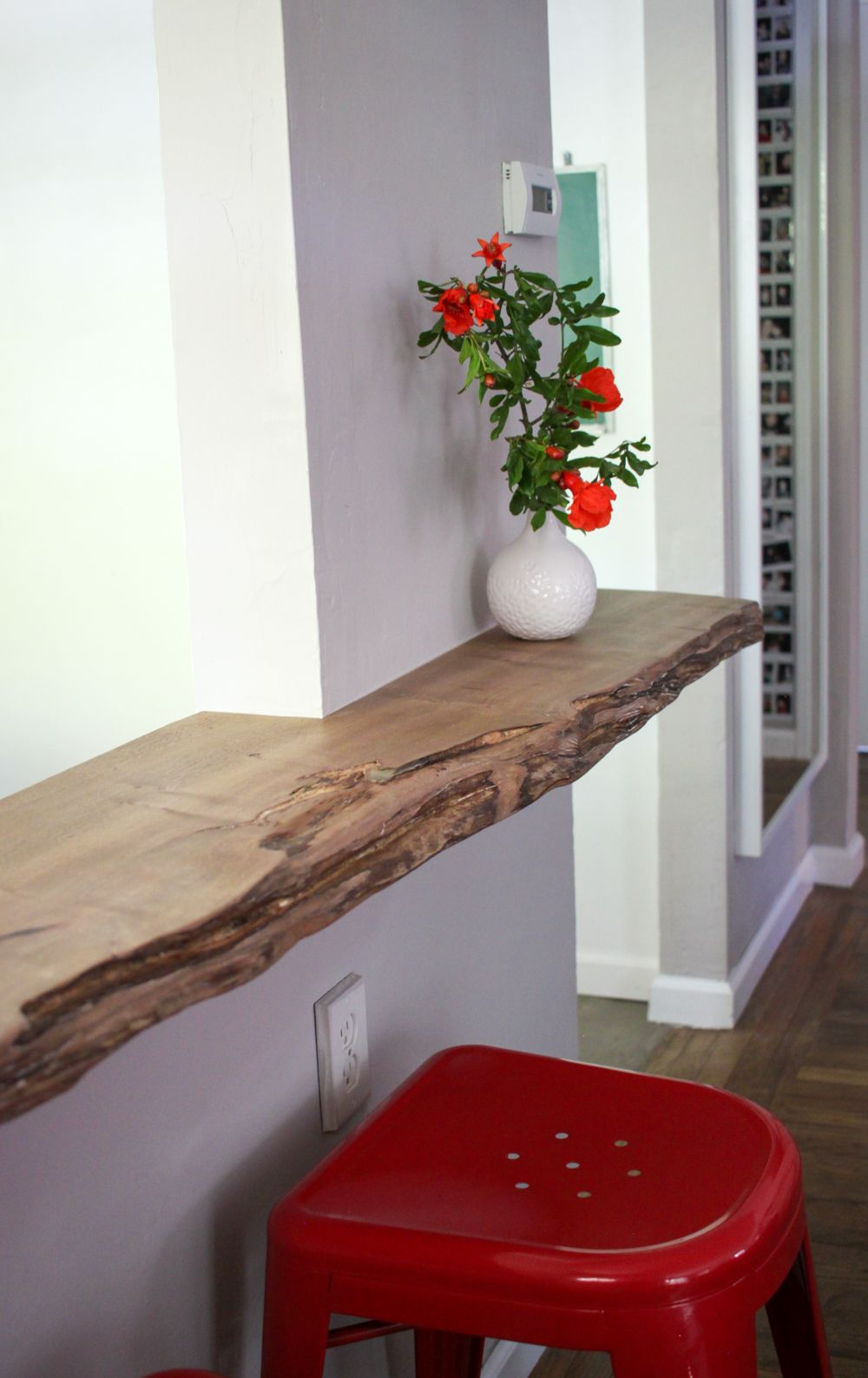 Pin Von Kym Ruiz Auf Homey Things Fensterbank Innen Holz Diy Mobel Design Fensterbanke Holz