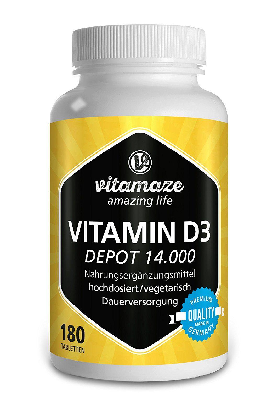 Pin en vitamina d3