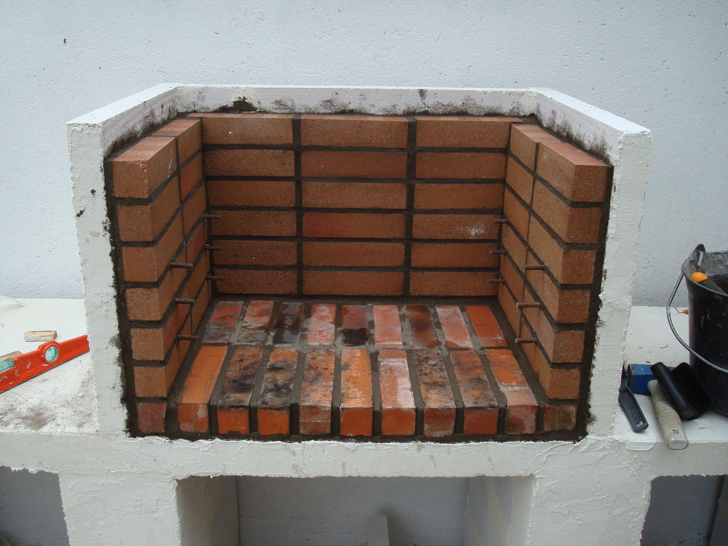 construction dun barbecue sur mesure - Construction D Un Barbecue Extrieur