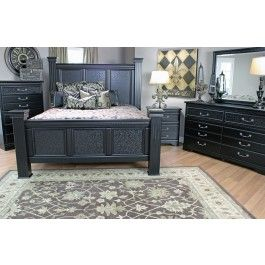 Granada Bedroom Set From Mor Furniture   This Would Be My Dream Bedroom!