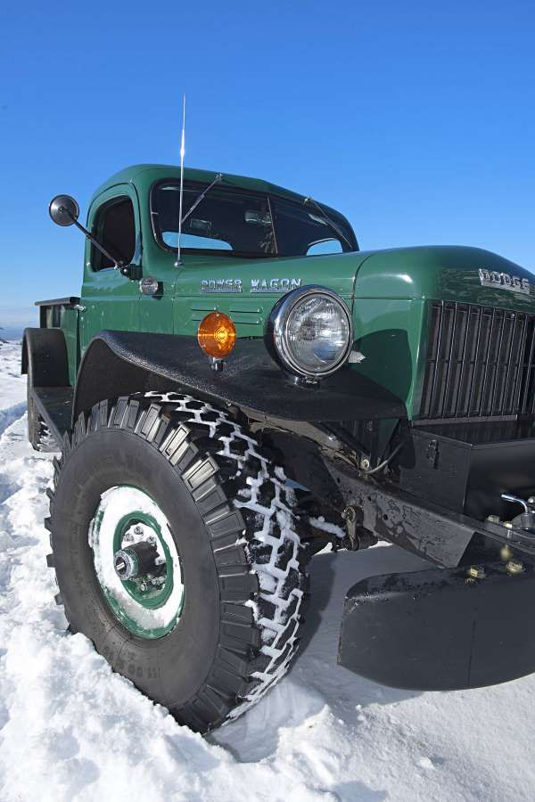 1946 Dodge Power Wagon Brought Back To Better-Than-New Life | Dodge
