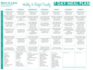 Gestational Diabetes Meal Plan  Gestational Diabetes Meals