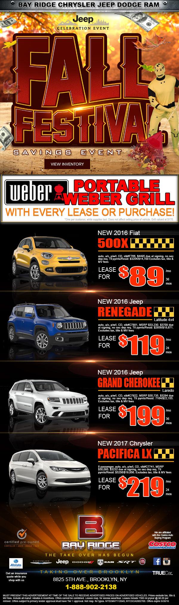 Bay Ridge Jeep : ridge, Festival, Ridge, Auto., Brooklyn,, York), Dealer, Financing, Options, Available., Chrysler, Dodge, Jeep,, Chrysler,