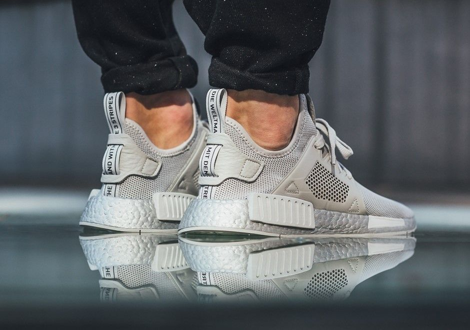 online store 236d7 29716 adidas NMD XR1 Triple Grey   BY9923 Release Date  August 31, 2017 Price    170  Colors  grey two grey two silver metallic Styly Code  BY9923