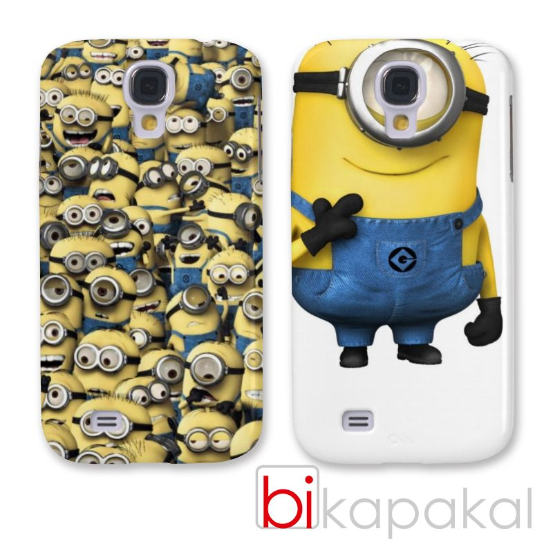 Despicable Minions. Create your own cases.