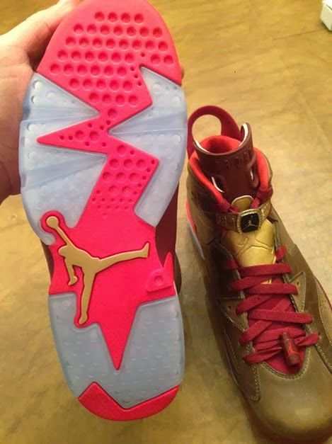 "100% authentic be8fe 3cc96 THE SNEAKER ADDICT  2014 Air Jordan 6 VI ""Championship Cigar"" Sneaker (Detailed  New Images)"