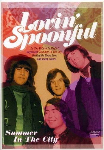 Lovin Spoonful Lovin Spoonful Brand New Dvd The Lovin Spoonful Lovin Dvd