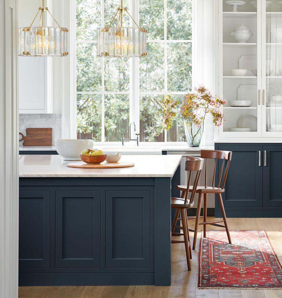 Willamette 14 Clear Fluted Drum Pendant Rejuvenation New Kitchen Cabinets Kitchen Style Kitchen Trends