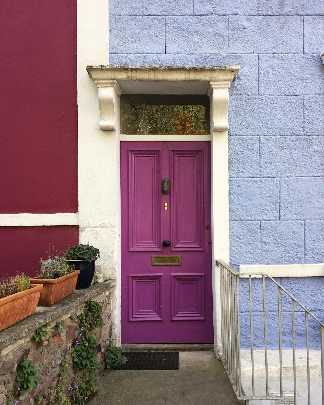 Ultra... violet...? So apparently the @Pantone colour of the year for 2018 is Ultra Violet a bluey purple... but here are 3 shades of purple that I think are a bit more interesting I'm on the fence until further notice... what do you guys think?