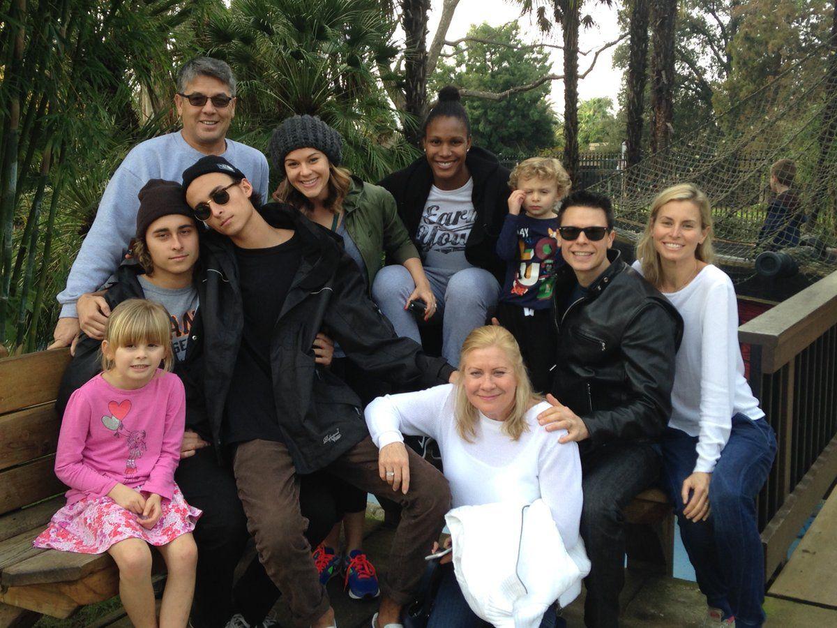 Niki Taylor family 2015 | family | Pinterest | Models
