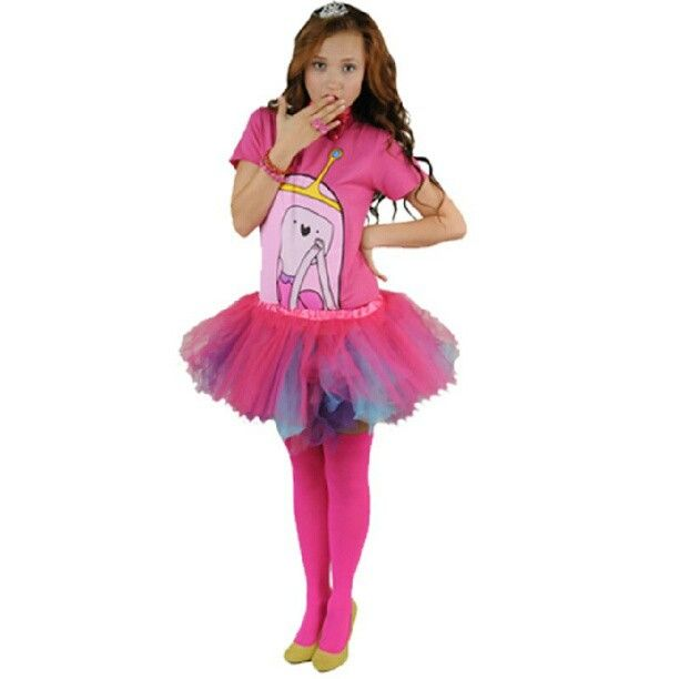 Adventure Time Princess Bubblegum #halloween #costume #adventuretime //.  sc 1 st  Pinterest & Adventure Time Princess Bubblegum #halloween #costume #adventuretime ...