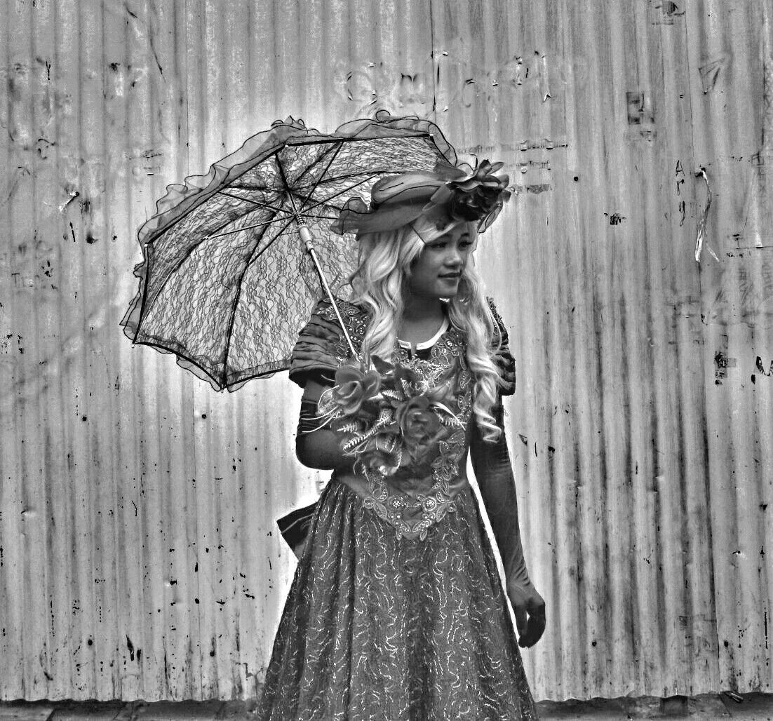 Noni Belanda Fotografi Jalanan Fotografi Belanda