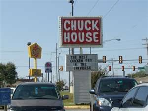 The Chuck House Nw 10th In Okc Travel Oklahoma Oklahoma When I Get Married