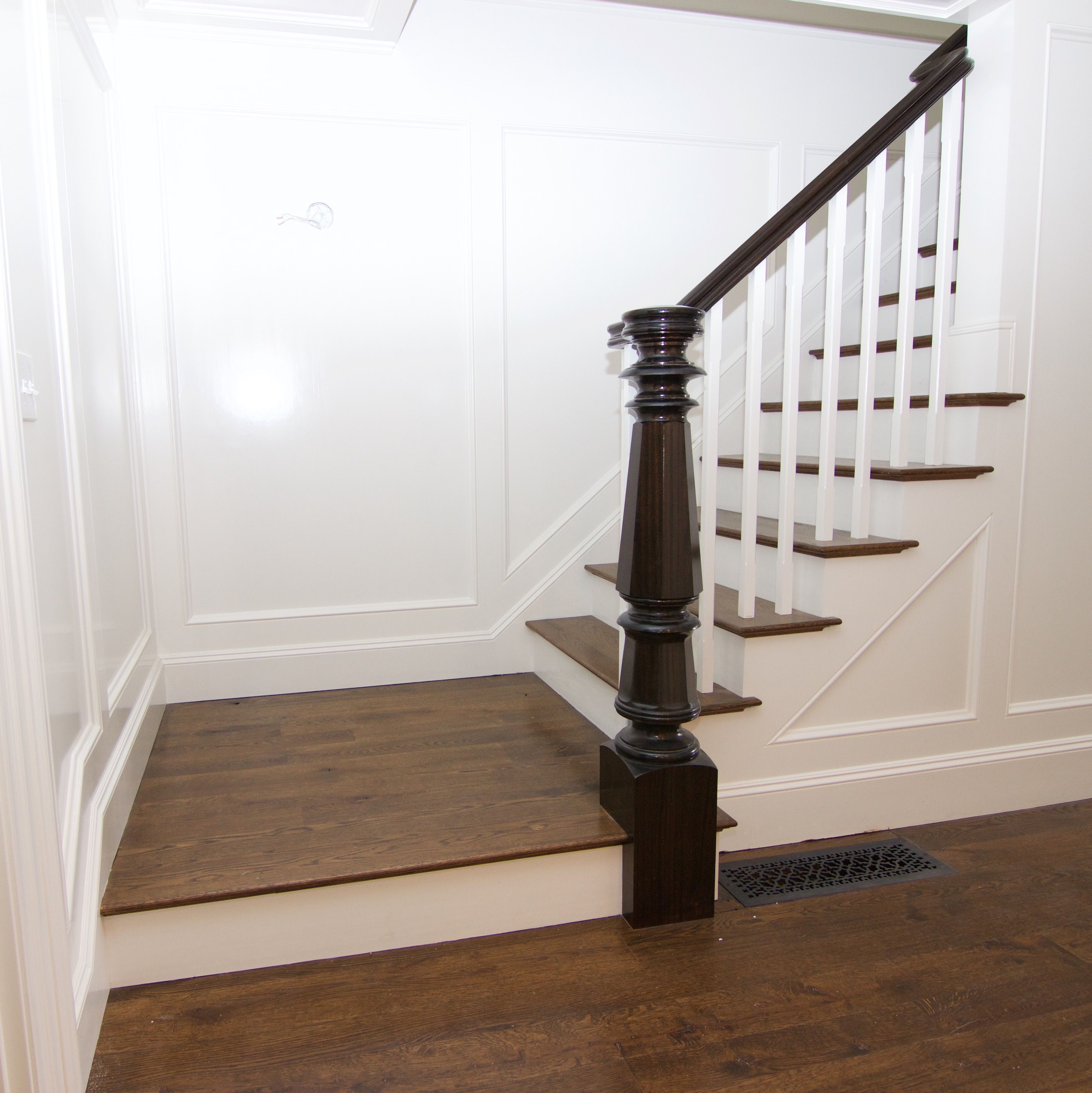 Best Timeless White Oak Stair Treads And White Oak 2 Common 400 x 300