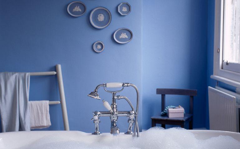 Salle de bains : Idées Peinture & Couleurs | Sico | · ATMOSPHERES ...