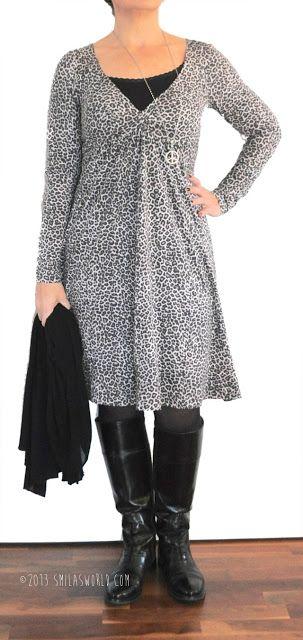 onion2022 | Jersey dresses | Pinterest | Knotenkleid, Schnittmuster ...