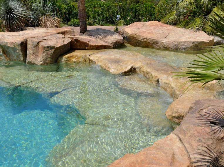 Diy Natural Swimming Pool Design Ideas For Home Outdoor Yard