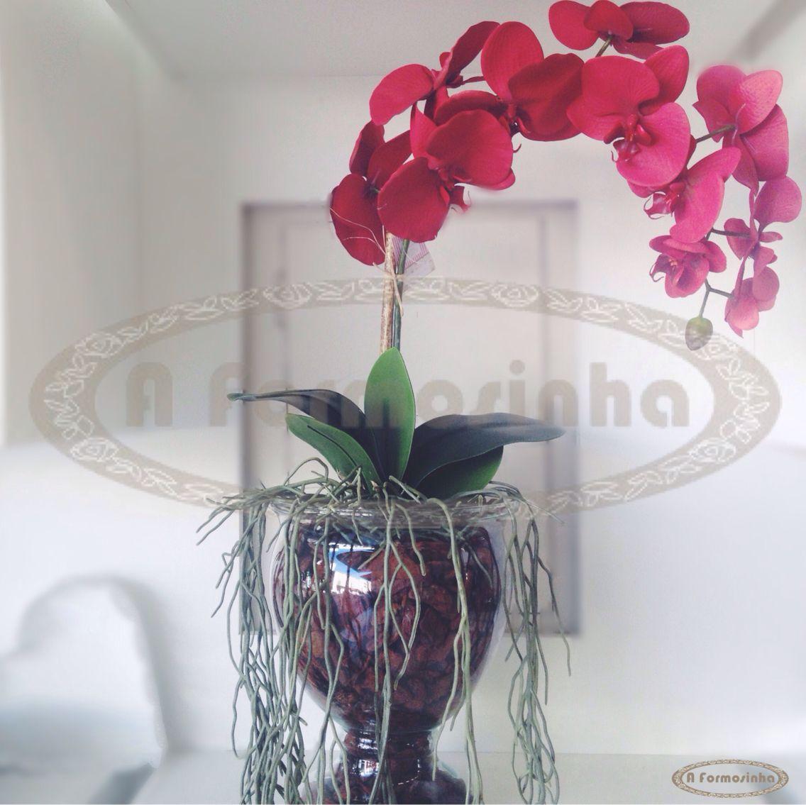 Orquideas Permanentes Para Arranjos De Canto Maravilhosas No