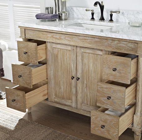 Fairmont Designs 1529-V30 Providence Aged Chocolate Single Bowl Bathroom  Vanity 30 inch