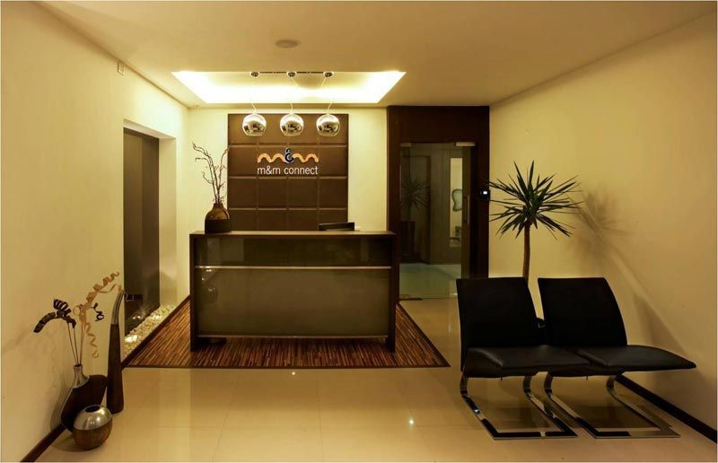 M Connect Office Interiors Bangalore SAVIO And RUPA Interior Concepts