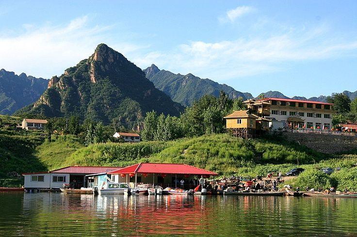 ♥  Reservoir,Tangshan Attraction,Tangshan Travel Guide  3dTourChina.com