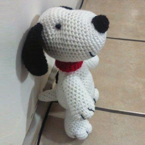 Super Snoopy Amigurumi - Free Pattern (Crochet For Children)   Amigurumi  KZ41