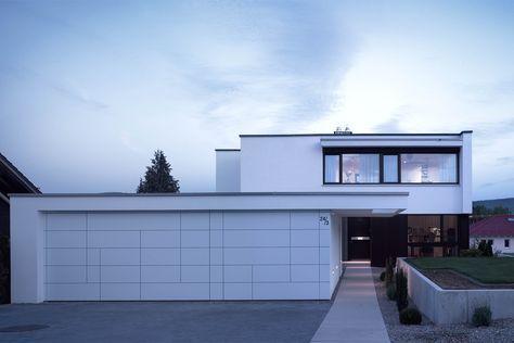 LIEBEL/ARCHITEKTEN: Haus, Aalen-Tännich