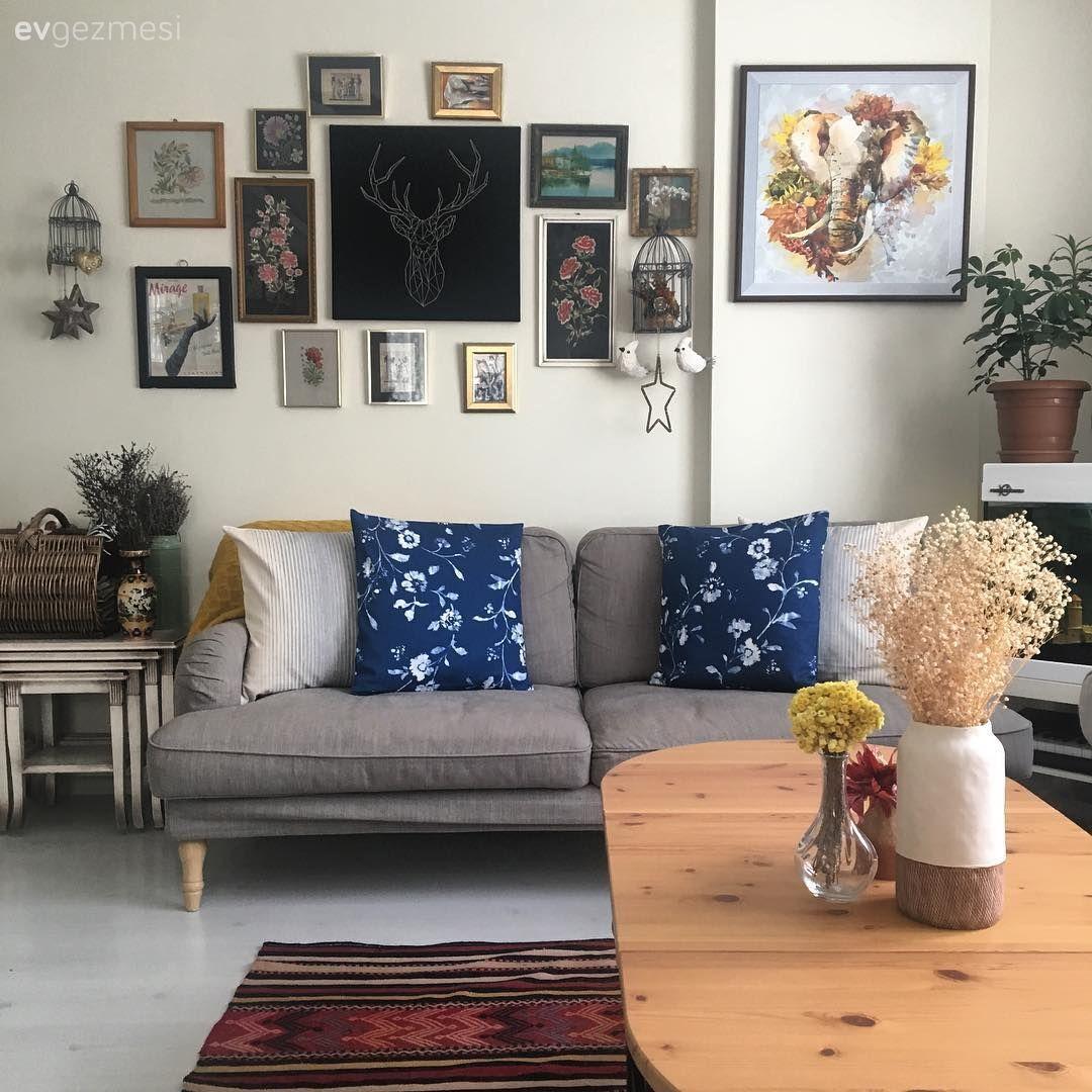 Dekorunuzun Havasını Bir Anda Değiştiren Harika Duvar Süsleri | Ev Gezmesi Ev Aksesuarları