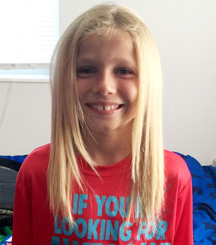 Tagli di capelli per bimba di 8 anni
