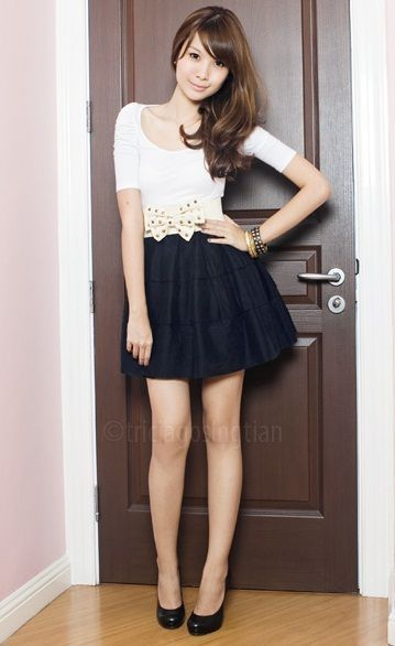 Awesome Korean Fashion Clothing Style For Teenage Girls... Spring ...