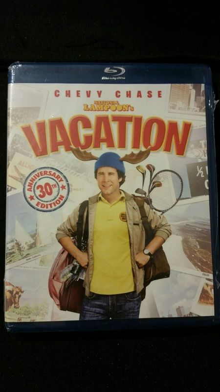 NATIONAL LAMPOONS VACATION BLU RAY (CHEVY CHASE) 30TH