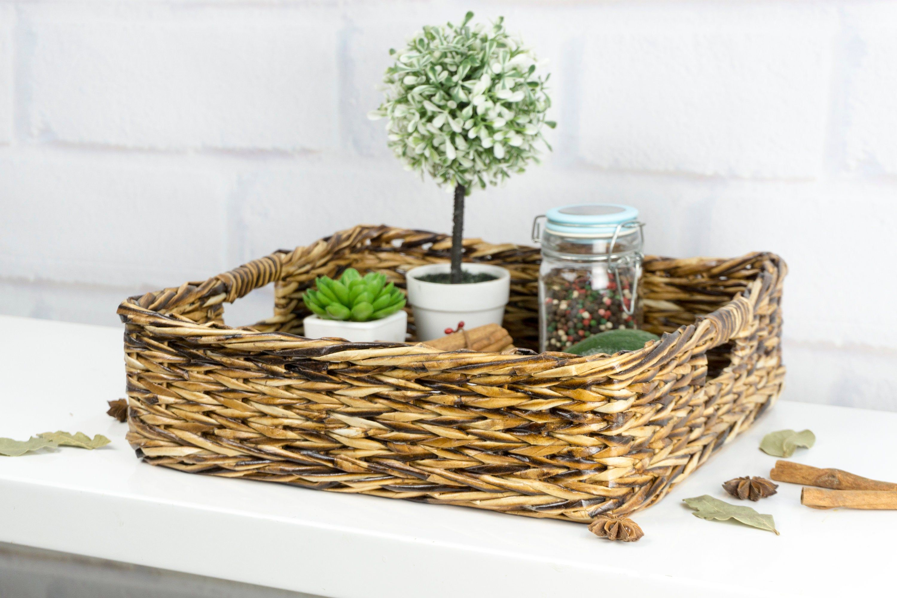 17+ Wicker coffee table tray inspirations