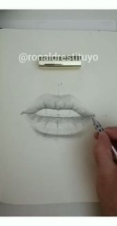 How to Draw a Mouth by Ronald Restituyo  Voleta P How to Draw a Mouth by Ronald Restituyo  This image has get 64 repins Author Sabine Kleist