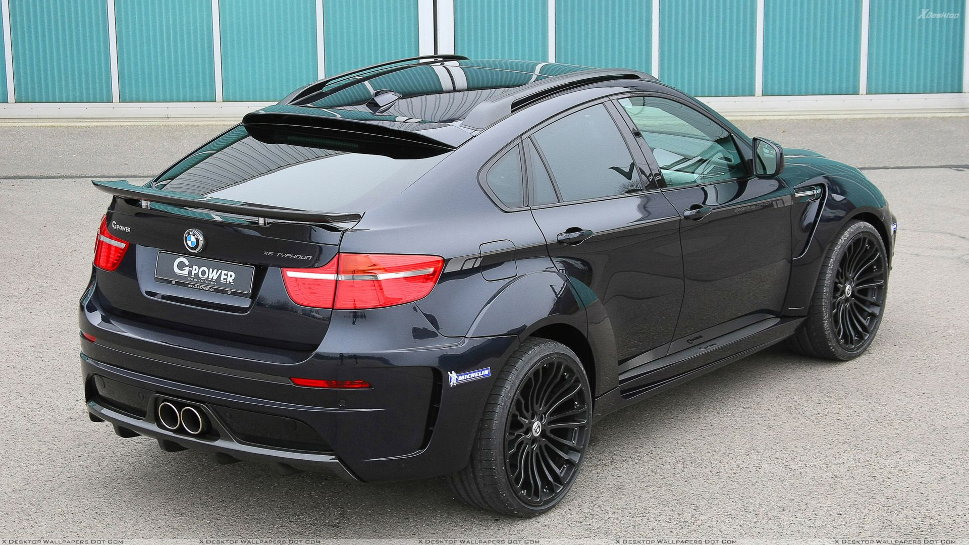 GPower BMW X6 Bmw x6, Bmw, Car