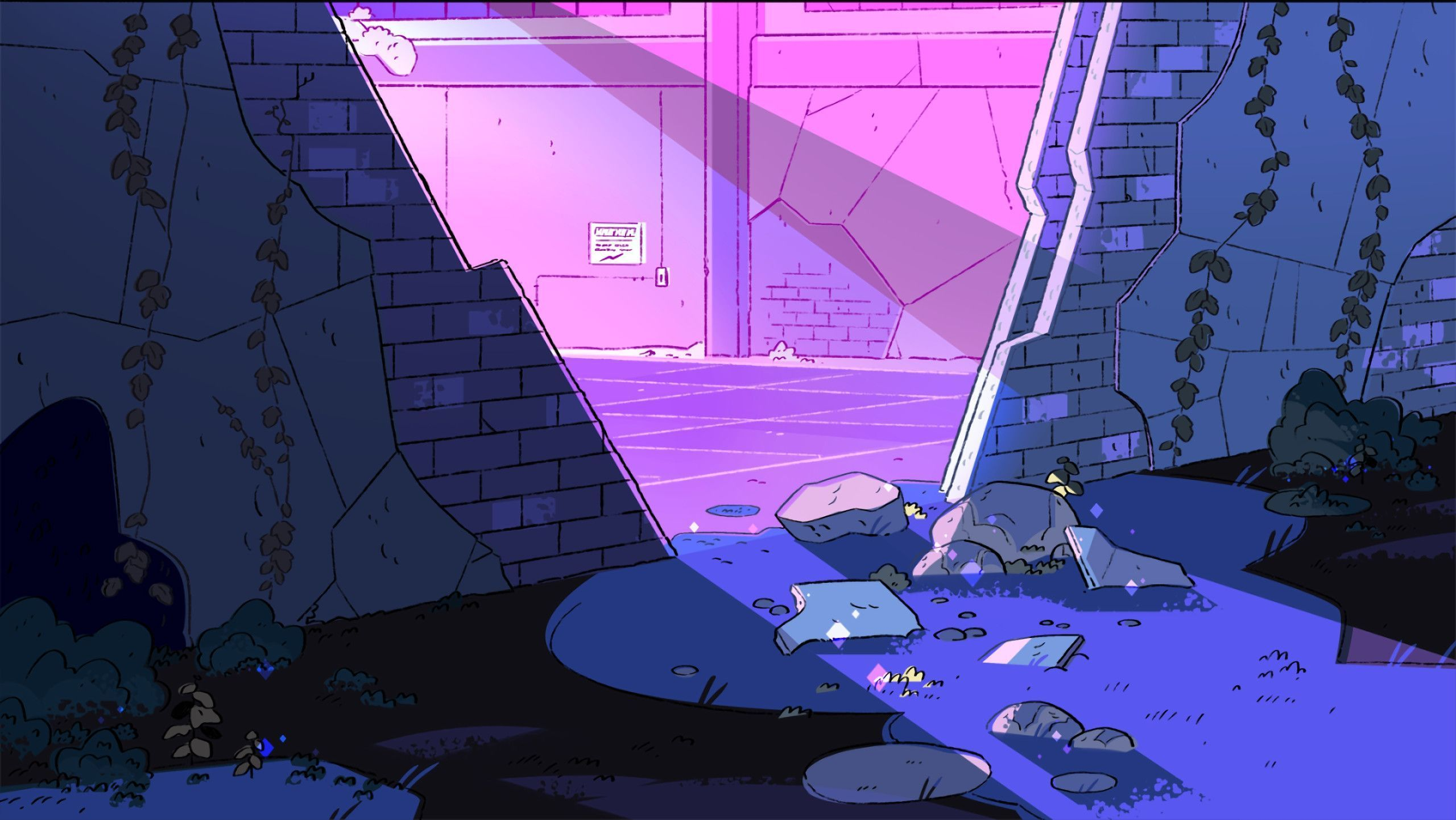 Anime Wallpaper Aesthetic Computer Http Wallpapersalbum Com Anime Wallpaper Aesthetic In 2020 Aesthetic Desktop Wallpaper Anime Wallpaper Steven Universe Background