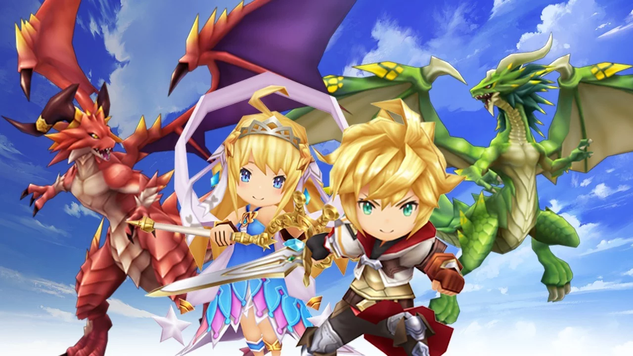 Dragalia Lost Mobile Legends Mobile Video Creating Games