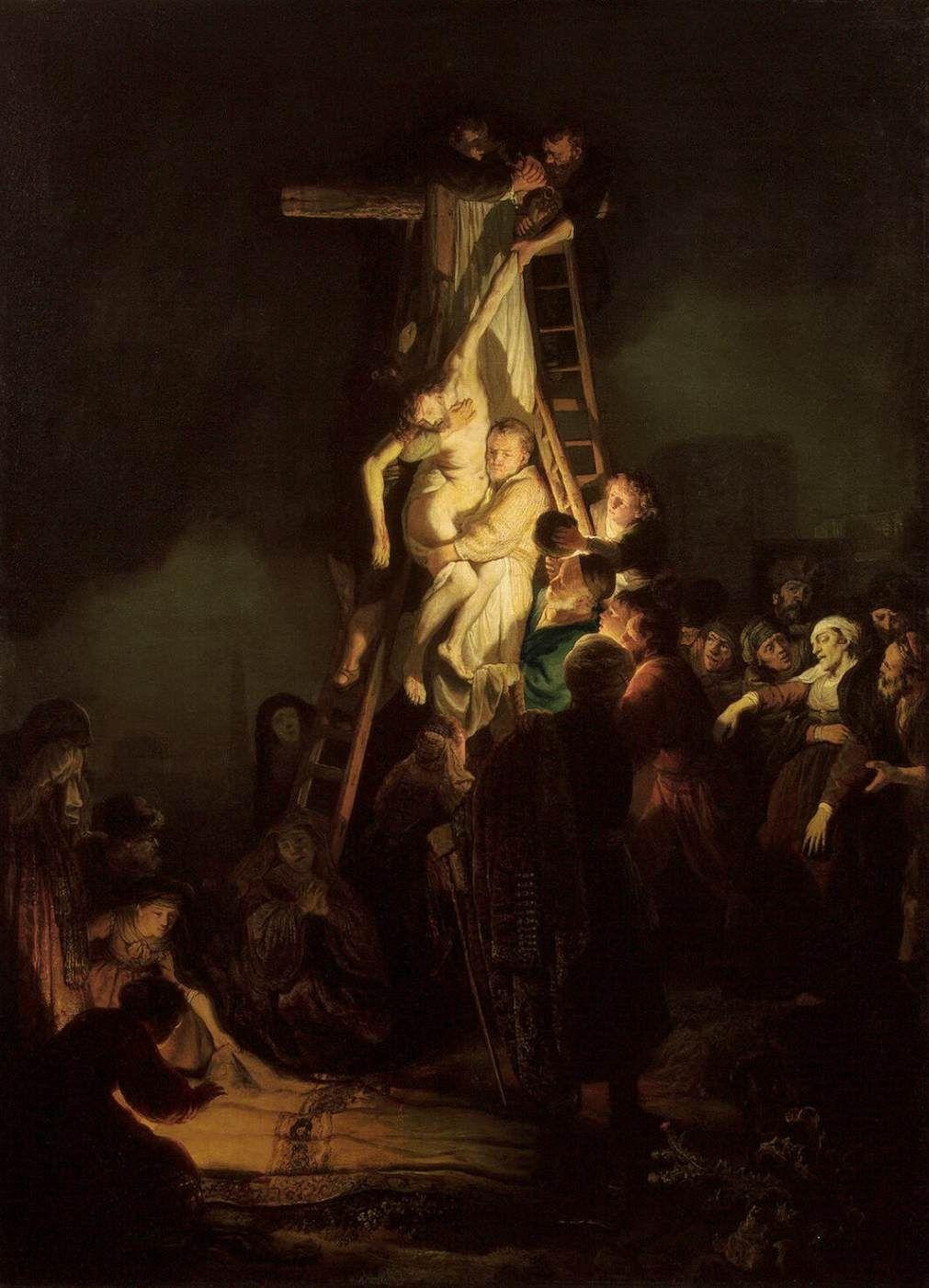 The Basics Of Art The Baroque Period Rembrandt Arte Barroco Arte Religioso