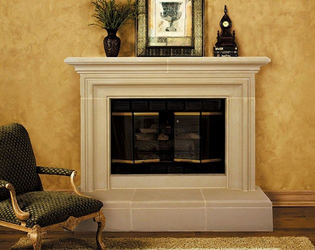 Fireplace 101 Masonry Vs Prefabricated Cast Stone Fireplace