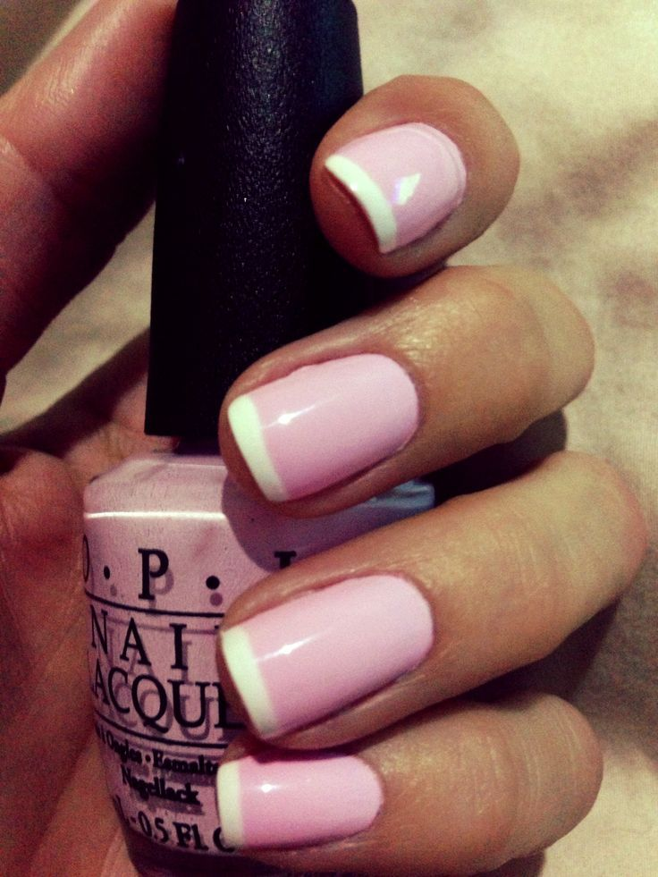 Pin by Pharin Borden on Nail designs | Pinterest | Nail french and ...